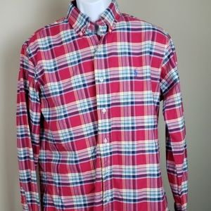Ralph Lauren Custom Fit Medium long sleeve shirt